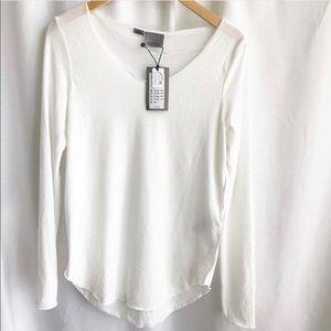 Vero Moda long sleeve white shirt